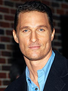 MATTHEW MCCONAUGHEY Had to 'Super Child Proof' House - Matthew ...