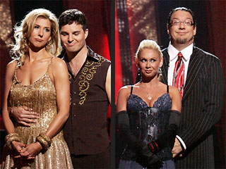 Dancing's First Casualties: Seles and Jillette
