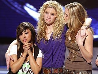 Wednesday's Idol: What You Didn'tSee