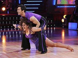 Dancing's Marissa Credits Her 'Booty' for High Score | Marissa Jaret Winokur