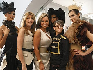 First Look: Christian Siriano On Ugly Betty