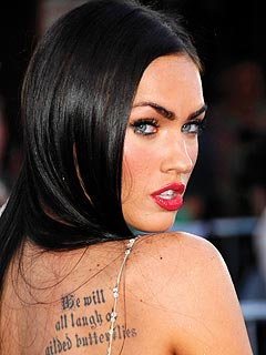 QUOTED: Megan Fox Would Rather Kiss Girls