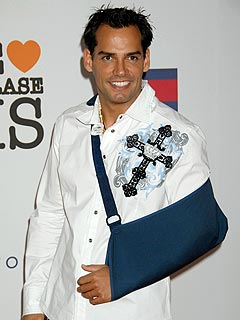 Cristian de La Fuente Doing Fine After Surgery