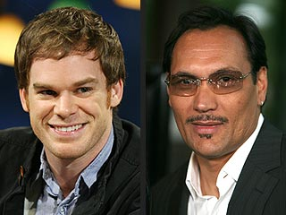 Jimmy Smits Joins Killer Cast of Dexter