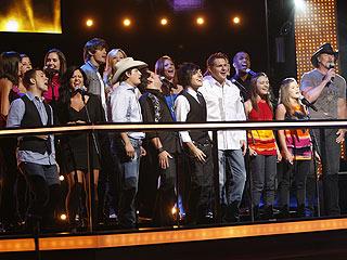 Trace Adkins Tells Nashville Stars to 'Enjoy' theRide