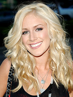 Heidi Montag 'Can't Believe' She Isn't McCain's Running Mate