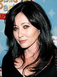 Shannen Doherty in Talks to Return to 90210
