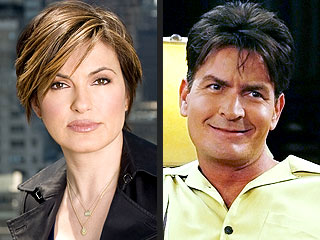 TV Roundup: Mariska Hargitay and Charlie Sheen Are So Money