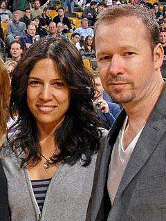 Donnie Wahlberg and His Wife File for Divorce