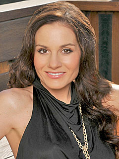 Idol's New Judge Kara DioGuardi: 'I'm a Lucky, Lucky Girl'
