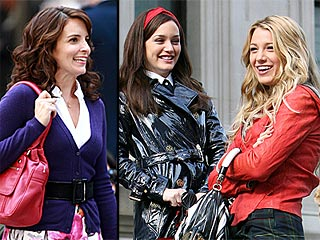 Gossip Girl Stars Headed for 30 Rock