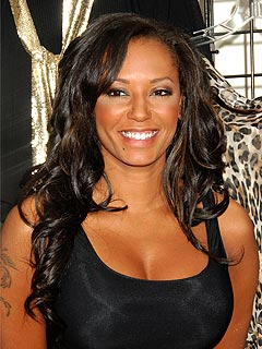 Mel B. Returns to Dancing–As a Show Correspondent