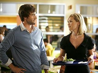 Ryan Eggold on Kissing 90210 Costar Jennie Garth: 'Isn't ThatScary?'
