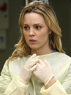Melissa George Hasn't 'Stopped Laughing' Since Joining Grey's Anatomy