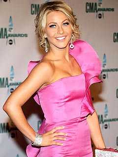 Julianne Hough Hanging Up Her Dancing Shoes