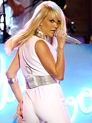 Carrie Underwood Hot