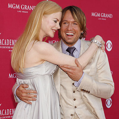 KEITH URBAN & NICOLE KIDMAN photo | Keith Urban, Nicole Kidman