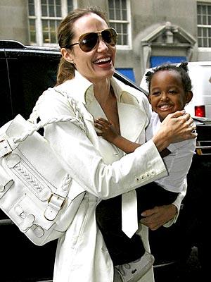 MAMA JOLIE  photo | Angelina Jolie, Zahara Jolie-Pitt