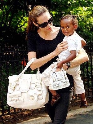 MATCH POINT  photo | Angelina Jolie, Zahara Jolie-Pitt