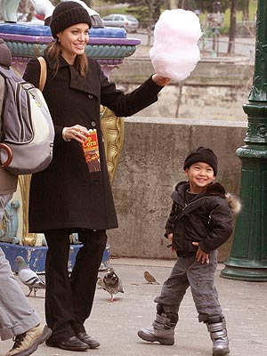 FAIR PLAY  photo | Angelina Jolie, Maddox Jolie-Pitt
