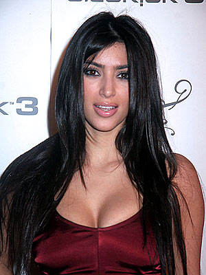 kim kardashian hair. KIM KARDASHIAN photo | Kim