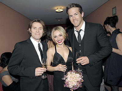 'GARDEN' PARTY photo | Hayden Panettiere, Ryan Reynolds