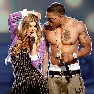 GETTIN' HOT IN HERRE photo | Fergie, Nelly