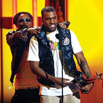 DOUBLE TROUBLE photo | Kanye West
