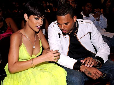 NOT MISSING A BEAT photo | Chris Brown, Rihanna