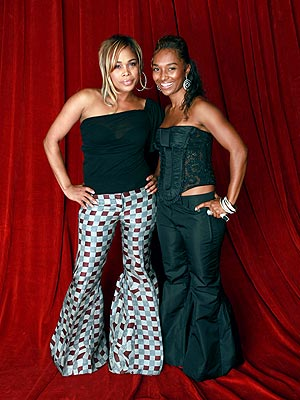 GIRL POWER photo | Rozonda \Chilli\ Thomas, Tionne \T-Boz\ Watkins