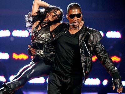 OPENING CEREMONY photo | Usher