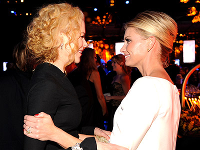 COUNTRY WIVES CLUB photo | Faith Hill, Nicole Kidman