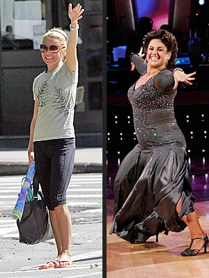 GO TO THE BARRE photo | Kelly Ripa, Marissa Jaret Winokur