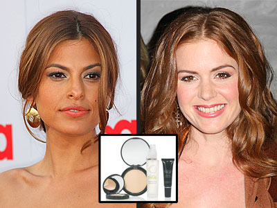 GIVE YOUR SKIN A BOOST photo | Eva Mendes, Isla Fisher