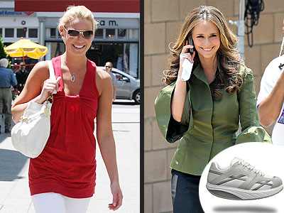MAKE STRIDES WITH MBT photo | Jennifer Love Hewitt, Katherine Heigl