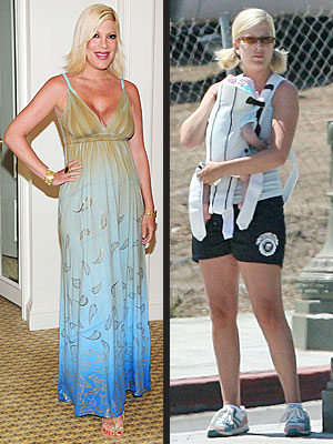 ACCEPT YOUR UNIQUE BODY photo | Tori Spelling