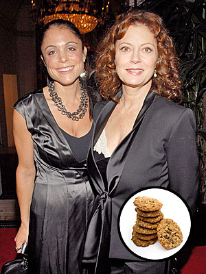 HAVE A HEALTHY TREAT photo | Susan Sarandon