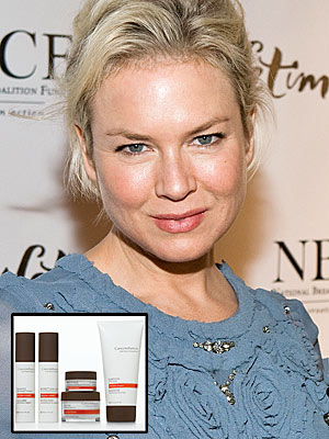 GET A SPA GLOW photo | Renee Zellweger