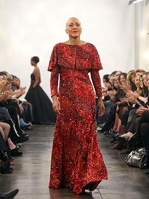 RUNWAY SUPERSTAR photo | Robin Roberts