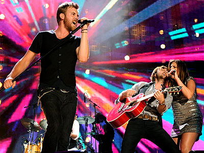 THE BIG TIME photo | Lady Antebellum