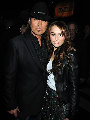 BILLY RAY AND MILEY CYRUS photo | Billy Ray Cyrus, Miley Cyrus