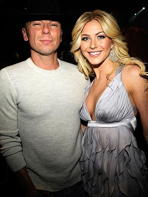 KENNY CHESNEY AND JULIANNE HOUGH photo | Julianne Hough, Kenny Chesney