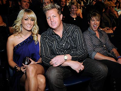 CARRIE UNDERWOOD AND RASCAL FLATTS photo | Carrie Underwood