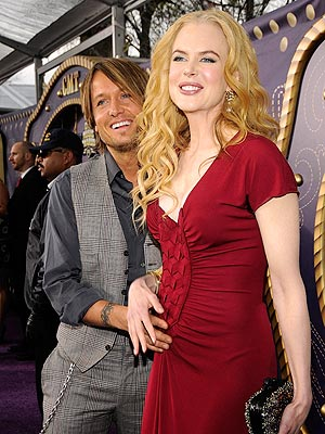 KEITH URBAN AND NICOLE KIDMAN photo | Keith Urban, Nicole Kidman