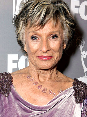 Cloris Leachman today