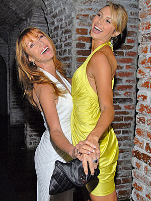 CHEST BUMP photo | Jane Seymour