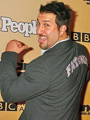 SAY HIS NAME photo | Joey Fatone