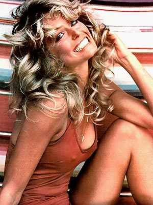 THE PIN-UP photo | Farrah Fawcett