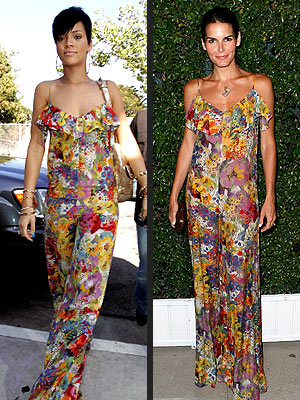 RIHANNA VS. ANGIE photo | Angie Harmon, Rihanna