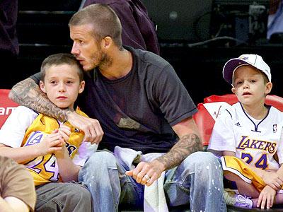 athlète le mieux payé en 2010 David Beckham